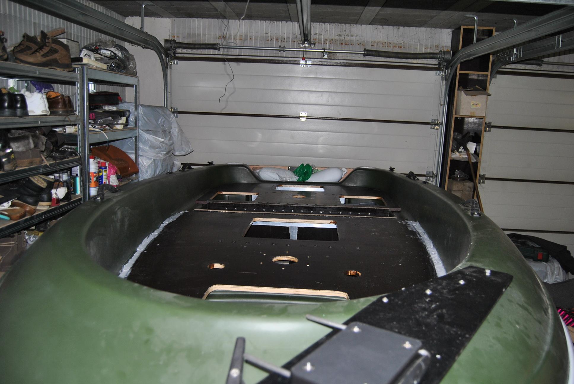 Cap 370: pontage bass boat: SUITE ET FIN :) DSC_1863